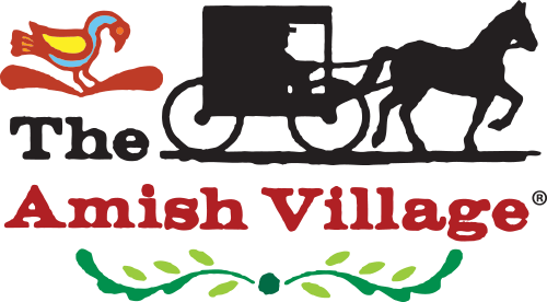 The Amish Village logo
