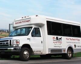 Backroads Bus Tour