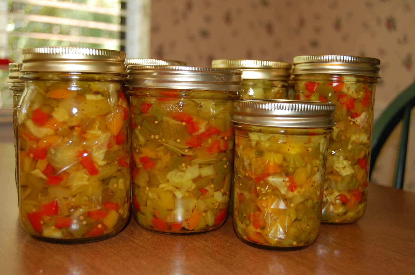 Canning Food At Home Recipes