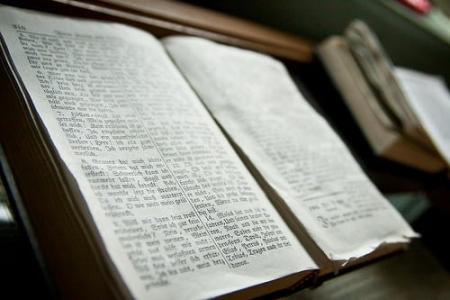 Amish Bible