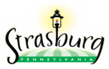 The Strasburg PA logo